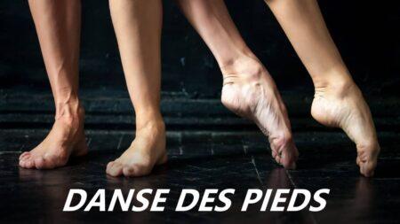 danse des pieds