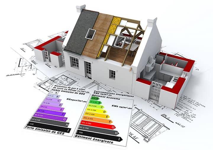 diagnostic énergétique immobilier neuf