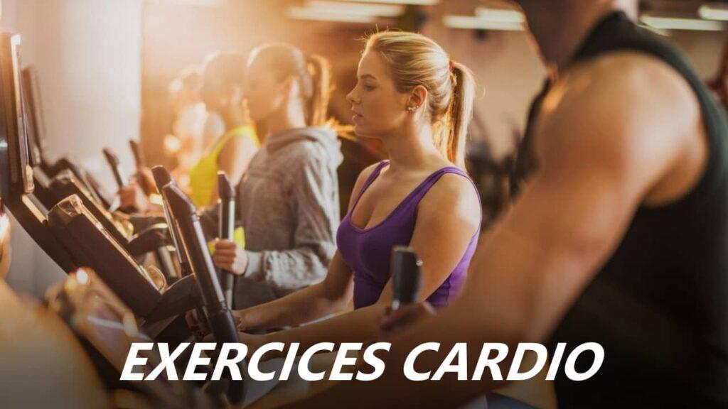 exercices cardio