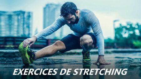 exercices de stretching