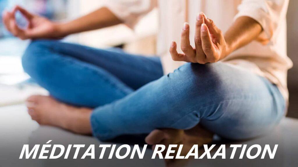 méditation relaxation