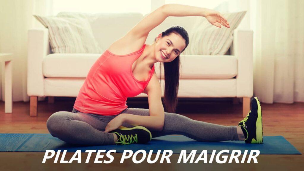 pilates pour maigrir