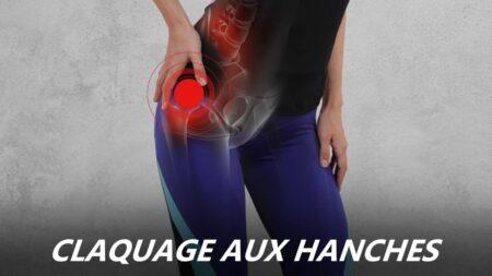 claquage aux hanches