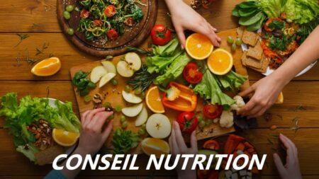conseil nutrition