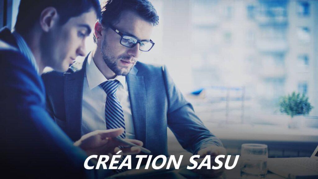création sasu