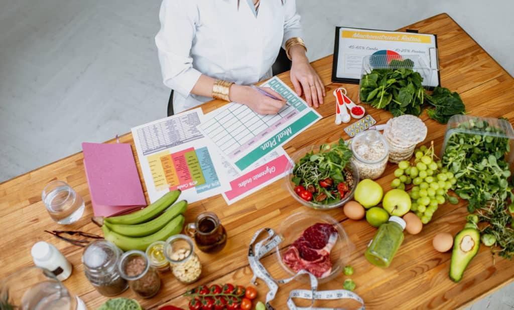 macronutriments et micronutriments en nutrition