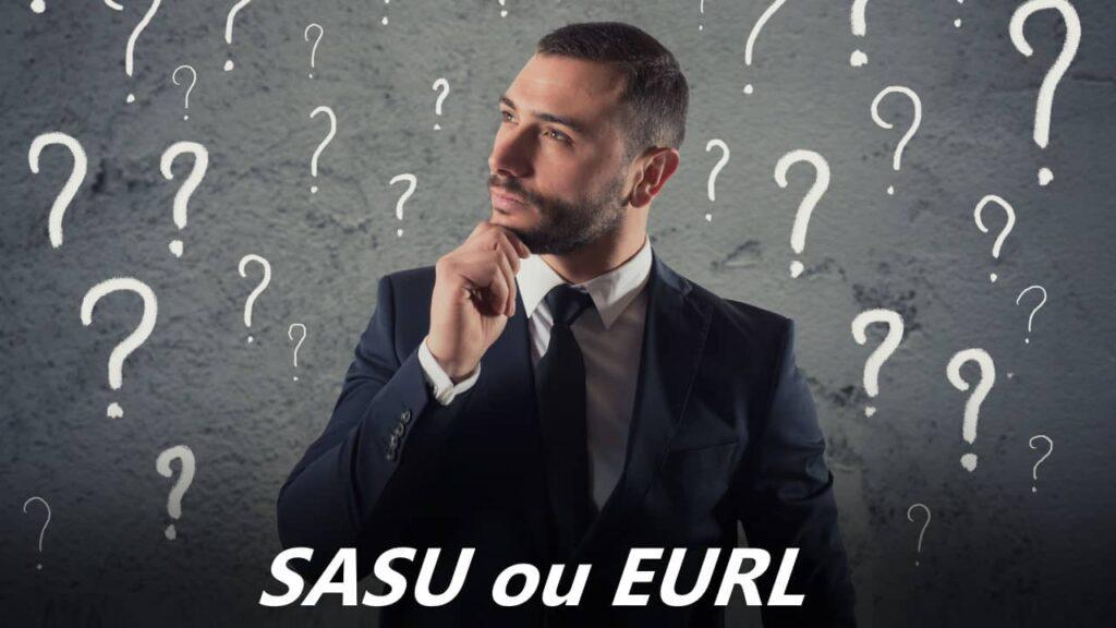 sasu ou eurl