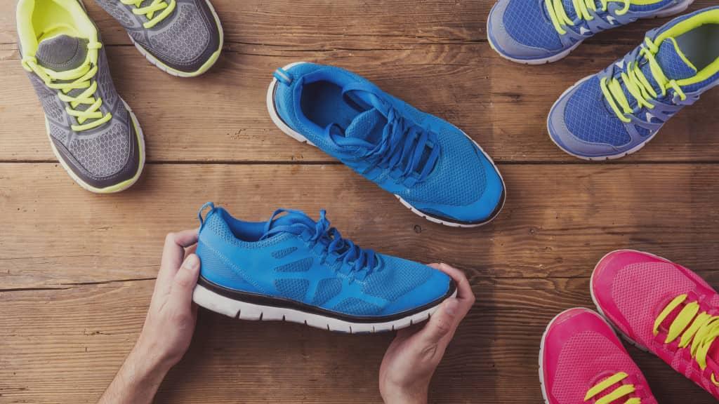 course à pied : choisir ses chaussures de running