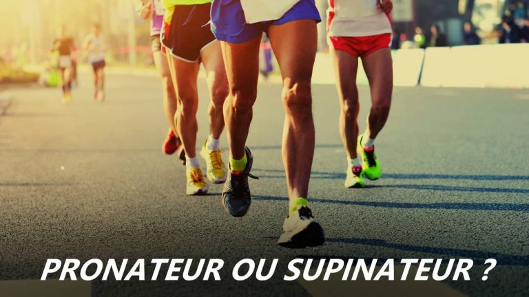 Pronation vs supination : foulée running neutre, pronateur ou supinateur ?