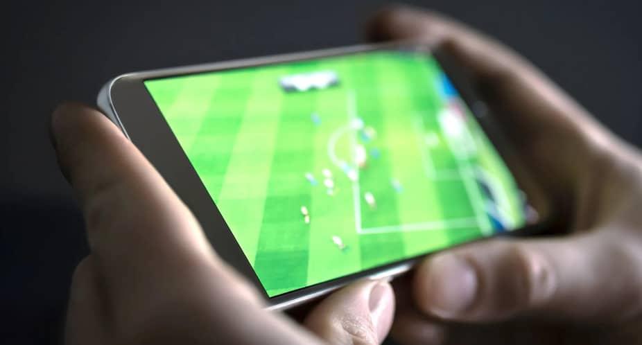 regarder un match de foot en streaming sur son smartphone